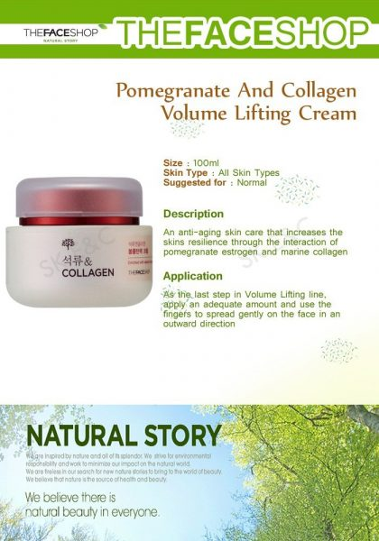 Pomegranate And Collagen Volume Lifting Cream3