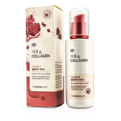 Pomegranate And collagen volume lifting essence