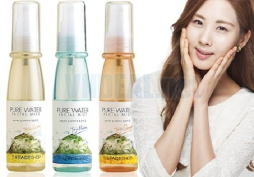 Pure water facial mist3