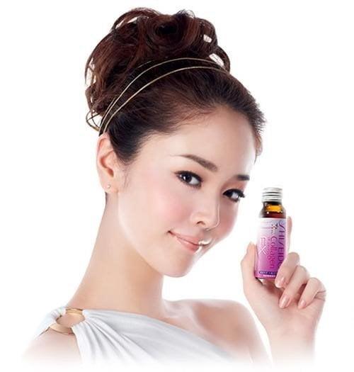 Sử dụng Collagen Shiseido EX đều đặn hàng ngày sẽ giúp bạn sở hữu một vẻ đẹp không tuổi | Sử dụng Collagen Shiseido EX đều đặn hàng ngày sẽ giúp bạn sở hữu một vẻ đẹp không tuổi