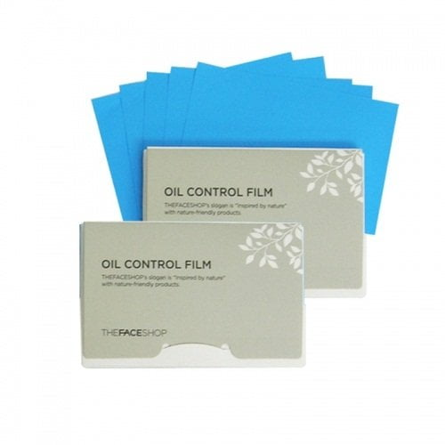 The Face Shop Oil Control Film2