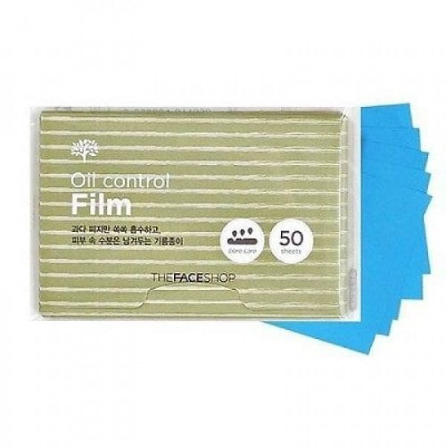 The Face Shop Oil Control Film3