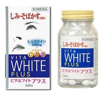 Viên Uống Trắng Da Vita White Plus1