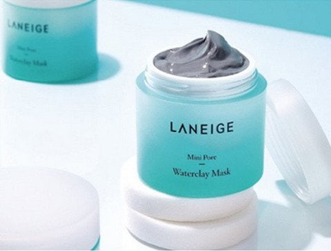 mat na bun mini pore waterclay mask laneige1