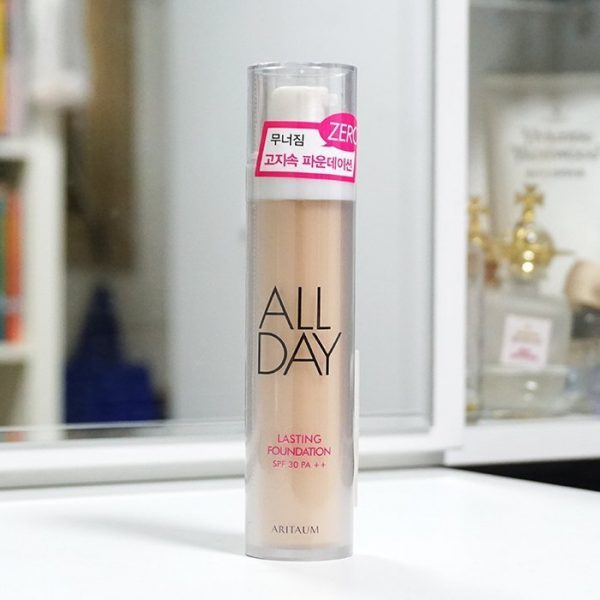 All Day Lasting Foundation1