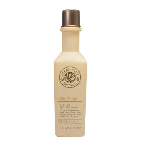 Clean Face Mild Toner 1