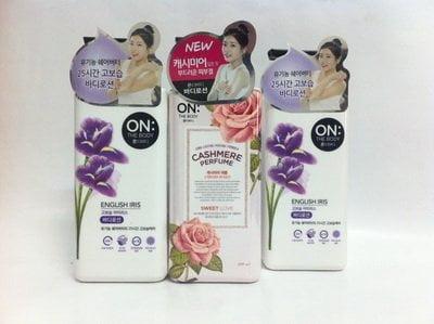 Dưỡng Thể Nước Hoa Cash Mere Perfume2