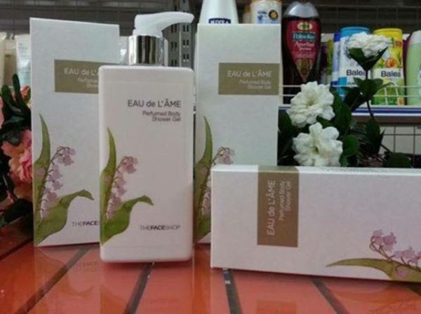 Eau De L'Ame Perfumed Body Milk 4