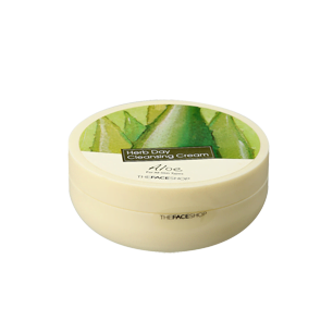 Herb Day Cleansing Cream - Aloe 2