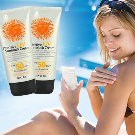Intensive Uv Sunblock Cream 4