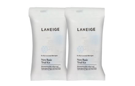 Laneige New Basic Trial Kit3