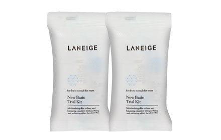 Laneige New Basic Trial Kit3