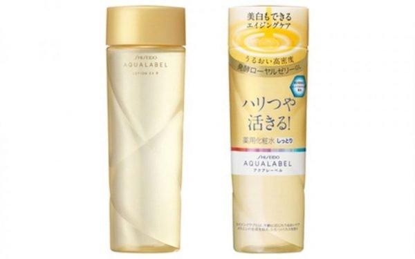 Nước Hoa Hồng Aqualabel Shiseido1