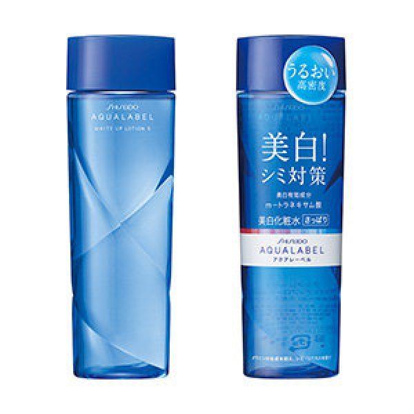 Nước Hoa Hồng Aqualabel Shiseido2