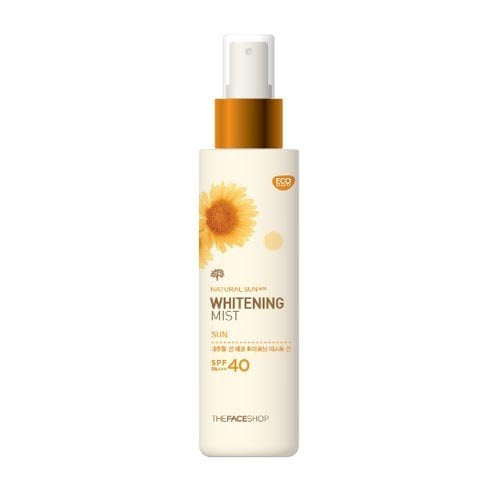 Natural Sun Eco Whitening Mist Sun 1