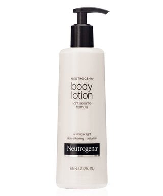 Neutrogena Body Lotion Light Sesame Formula