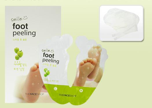 Smile Foot Peeling 3