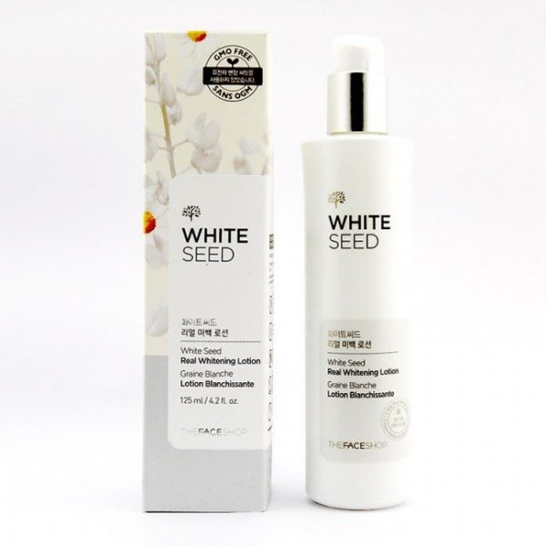 White Seed Real Whitening Lotion 2