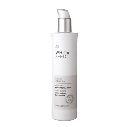 White Seed Real Whitening Toner 2