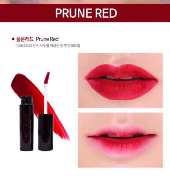 prune red