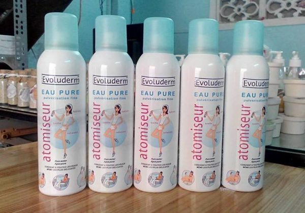 Evoluderm Eau Pure 3