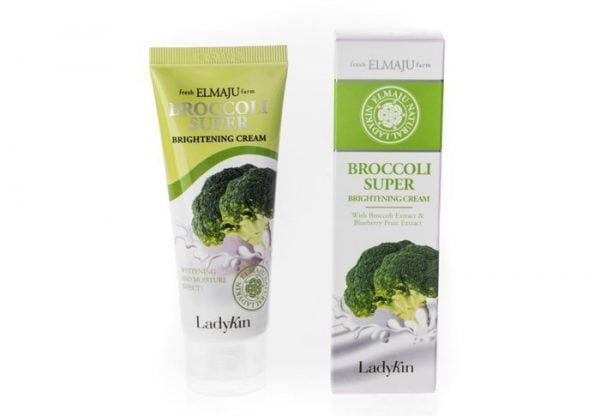 broccoli super brightening cream ladykin1