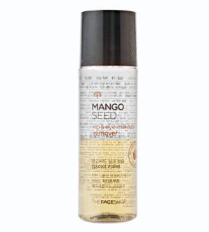 Tẩy trang mắt môi Mango Seed Lip Eye Makeup Remover The Face Shop