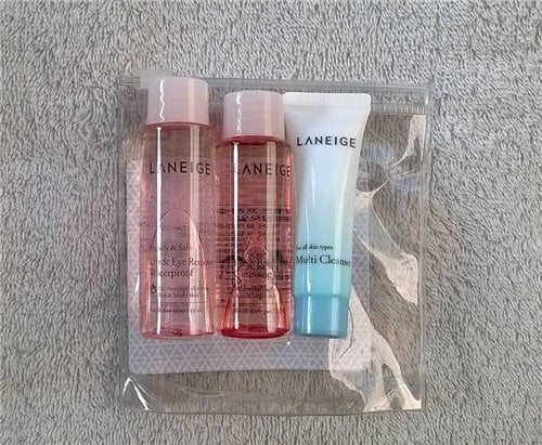 Bộ Kit Laneige New Cleansing Trial Kit 5