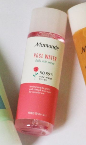 Mamonde Skin Care Sample Kit 6