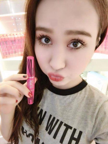 Mascara 2 đầu Mistine Super Model 3
