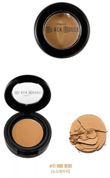 Phấn mắt 1 màu Black Rouge Single Eye1