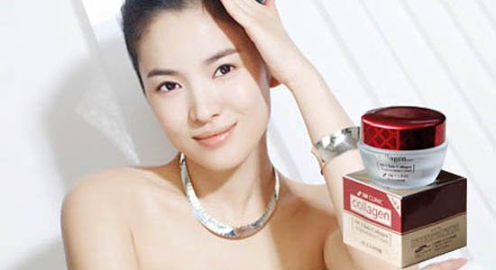 Kem dưỡng da Collagen 3W CLINIC Collagen 1