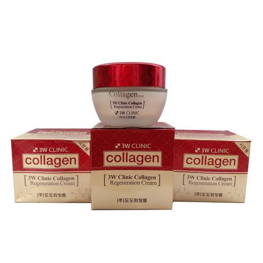 Kem dưỡng da Collagen 3W CLINIC Collagen