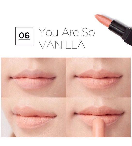 You are so VANILLA