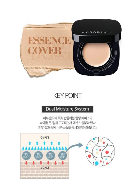 Essence cover foundation pact  4