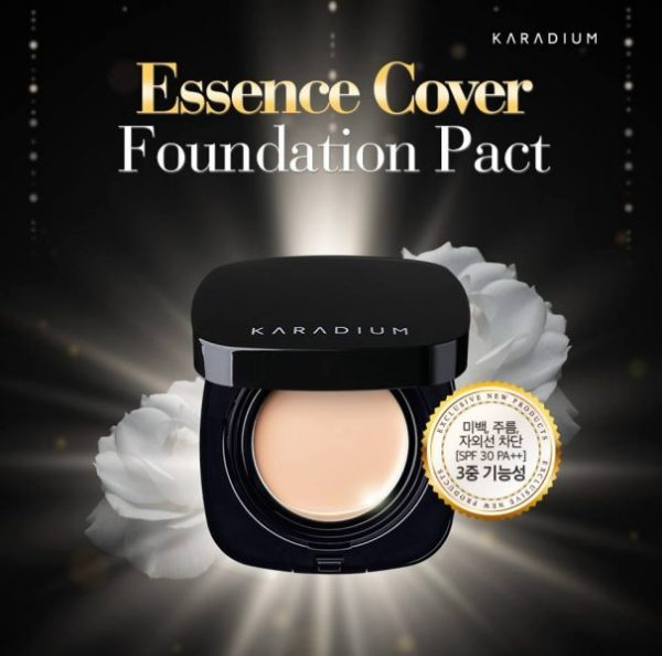 Essence cover foundation pact
