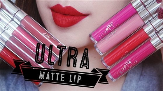 Son Colourpop Ultra Matte Lip