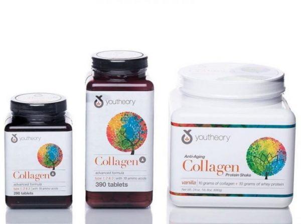 Collagen Youtheory 390 viên Type 1 2 3 có 1 loại 290 viên và 1 loại 390 viên | Collagen Youtheory 390 viên Type 1 2 3 có 1 loại 290 viên và 1 loại 390 viên