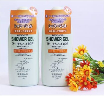 Sữa tắm Kaminomoto Medicated Shower Gel | Sữa tắm Kaminomoto Medicated Shower Gel