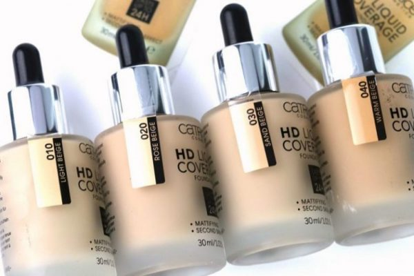 Kem Nền Catrice Hd Liquid Coverage | Kem Nền Catrice Hd Liquid Coverage
