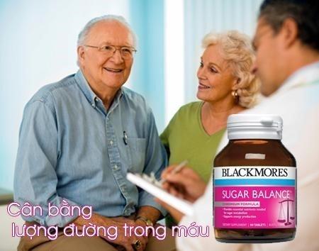 Blackmores Sugar Balance chứa nhiều vitamin và Chromium Picolinate | Blackmores Sugar Balance chứa nhiều vitamin và Chromium Picolinate
