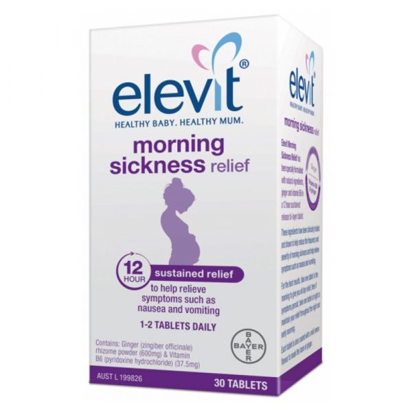 Elevit Morning Sickness au | Elevit Morning Sickness au