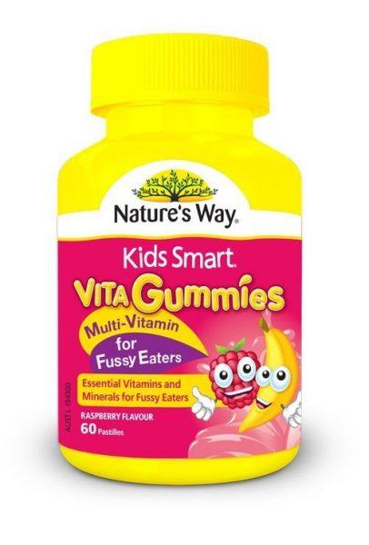 Kids Smart Vita Gummies Multivitamin for Fussy Eaters | Kids Smart Vita Gummies Multivitamin for Fussy Eaters