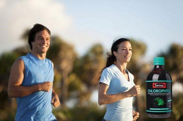 Swisse Chlorophyll Spearmint - Nước diệp lục giúp thanh lọc  và giải độc cho cơ thể