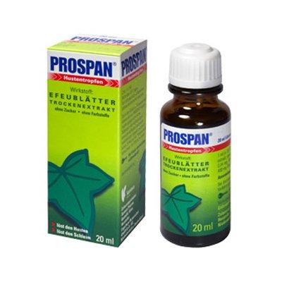 Tinh chất chữa ho Prospan Đức