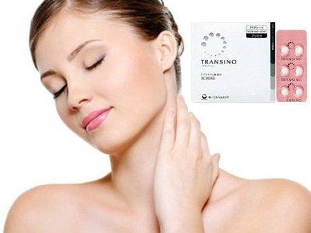 Transino Whitening viên uống giảm nám da và tàn nhang hiệu quả của phụ nữ Nhật | Transino Whitening viên uống giảm nám da và tàn nhang hiệu quả của phụ nữ Nhật