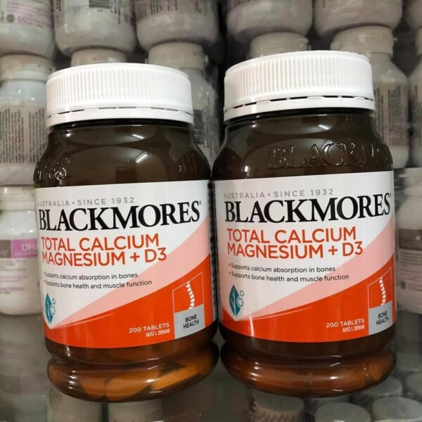 bone health calcium vitamin d3 blackmores 1