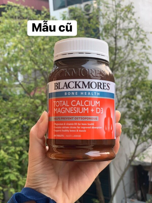 bone health calcium vitamin d3 blackmores 2
