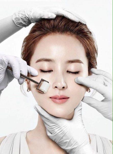 Lăn kim Max Clinic Hàn Quốc