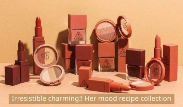 Son Lì 3ce Mood Recipe Matte Lip Color